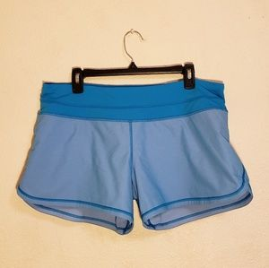 Lululemon Groovy Run Shorts beach Blanket Shorts